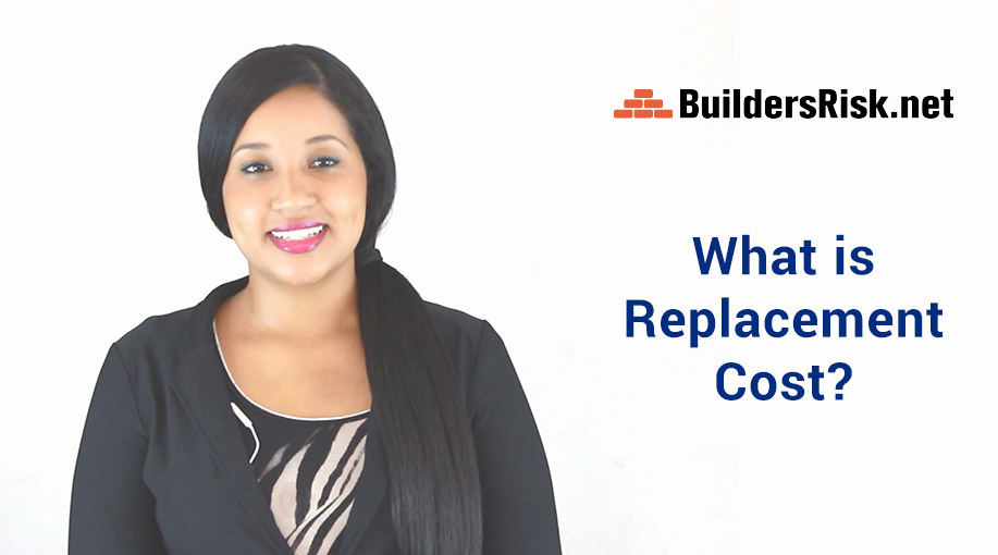 What is Replacement Cost?