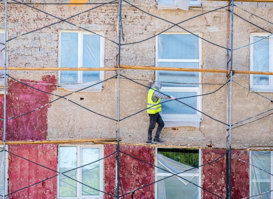 Builder's Risk Insurance for homeowners
