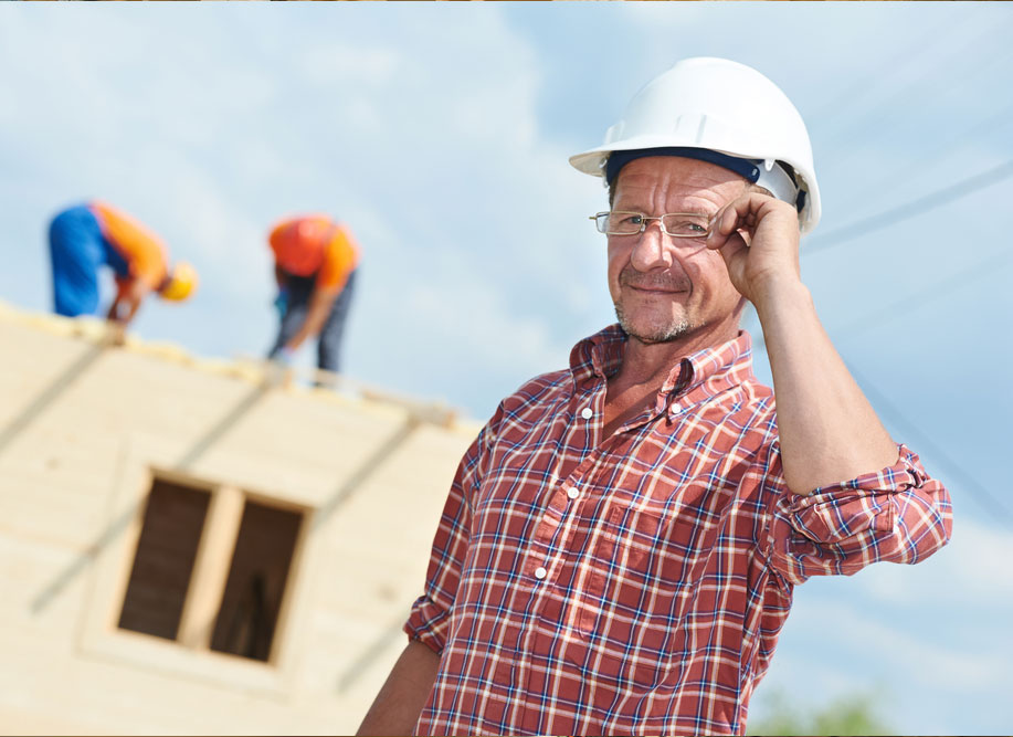 Construction worker .Builder's Risk Insurance