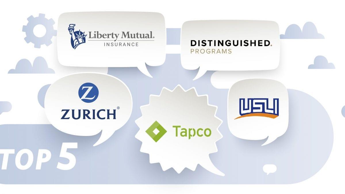 top 5 Builders Risk Insurnace Companies